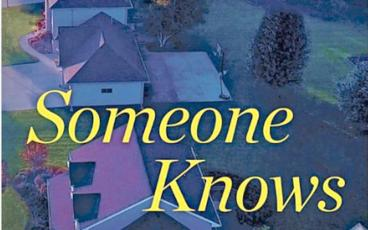 Someone Knows, a novel by Lisa Scottoline. G.P PUTNAM'S SON