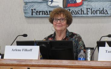 Charter Review Committee Chairwoman Arlene Filkoff. JULIA ROBERTS/NEWS-LEADER