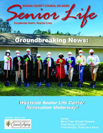 Senior Life Magazine Jan.-Mar. 2021